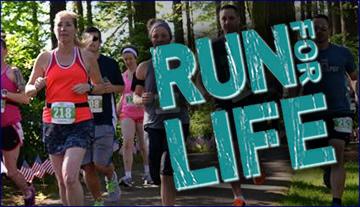 Run for Life Camas