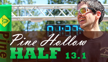 Pine Hallow Half Marathon